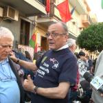 Giovanni Impastato aggredisce verbalmente troupe di Telejato