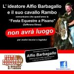 Alfio Barbagallo il deputato a Cavallo….