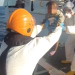 Emergenza sbarchi: Tra i migranti tanti bambini piccolissimi salvati dal mare