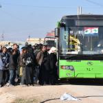 Evacuazione Aleppo: in diretta col drone