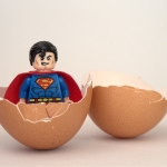 Cabiria, Superuomo e Superman