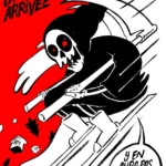 Charlie Hebdo e la vignetta sulla valanga che ha travolto l'hotel Rigopiano