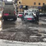 In Sicilia a Paternò l'allerta meteo si trasforma in allerta strade
