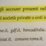 Gli hacker non avevano le password di Renzi e Draghi