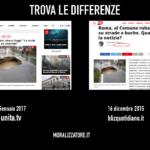 Bufale e giornalismo: L'Unità fa propaganda non informazione. Altera la realtà contro Virginia Raggi
