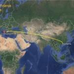 Piastrelle tossiche dalla Cina: migliaia di pezzi sequestrati