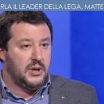 Elezioni Palermo, Matteo Salvini appoggia Ismaele La Vardera