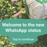 WhatsApp Status, in arrivo una nuova funzione