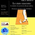 """Giornate della cultura ad Acireale presentazione del libro """"lo stato nascosto, le trattative  che portarono alla pax mafiosa"""""""