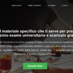 Nasce Appunti Condivisi, un portale per aiutare gli universitari