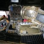 Dieci tonnellate di argento falso sequestrato e 29 persone denunciate per frode in commercio | VIDEO