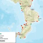 Mare inquinato Calabria. Dove non fare il bagno
