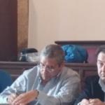 Cuffaro, condannato per favoreggiamento aggravato alla mafia, in cattedra fa lezione ai giornalisti