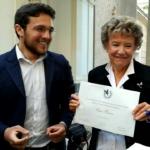 Alessio Arena nomina Dacia Maraini presidente onorario dell'Osservatorio Poetico Contemporaneo