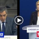 Francia: Le Pen, discorso copia-incolla da Fillon, imbarazzo