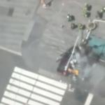 New York, auto sulla folla a Times Square. Molti feriti | VIDEO