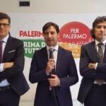 Elezioni Palermo, Ferrandelli presenta gli assesori alla legalità e all'innovazione