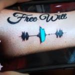 Soundwave tattoo, arriva il tatuaggio sonoro