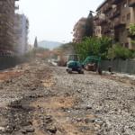 Palermo, cantiere anello ferroviario. L'ennesimo disagio