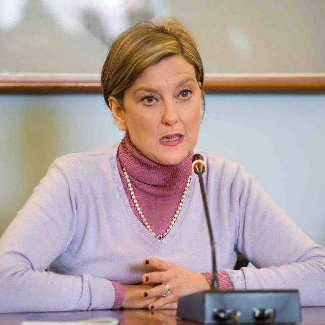 La testimone di giustizia Valeria Grasso