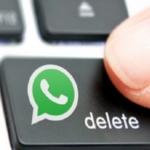 Whatsapp, come pentirsi ed eliminare i messaggi inviati