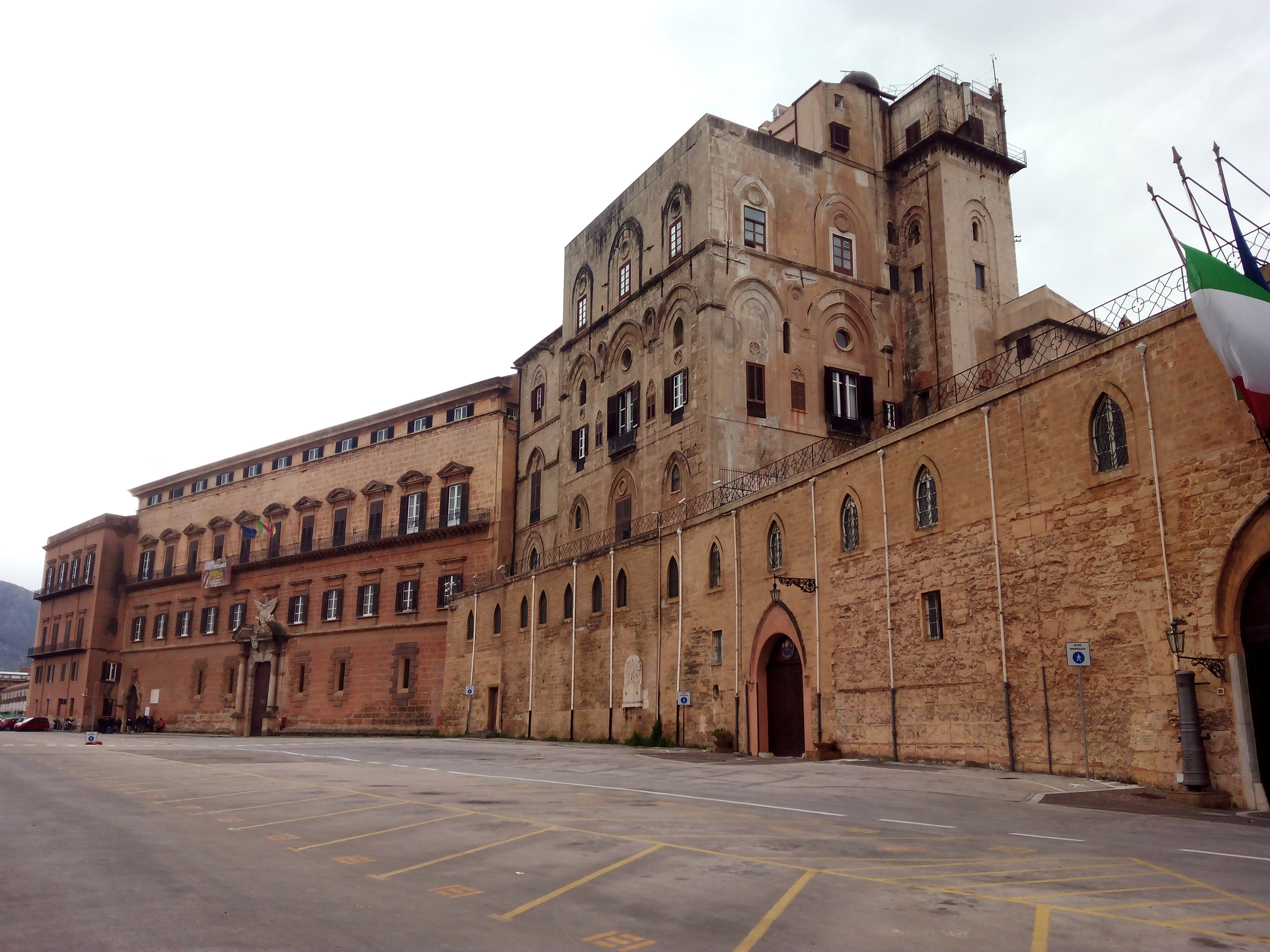 palazzo dei normanni ars