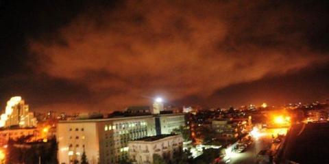 siria attaccata