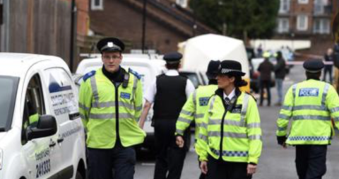 polizia londra sparatoria