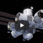 Il primo hotel di lusso nello spazio aprirà nel 2022