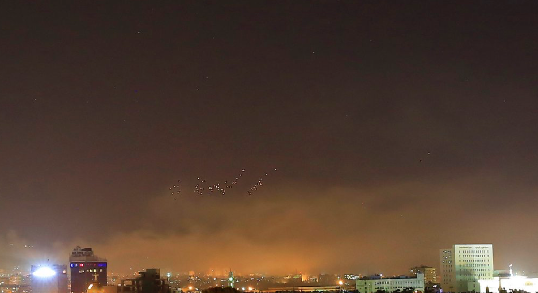 bombe siria