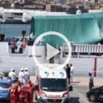 Nave Diciotti, Sanità marittima: sbarco immediato per sedici migranti | VIDEO