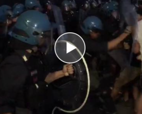 scontri Catania